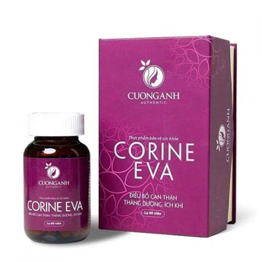 Corine Eva Viên uống se khít âm đạo Cường Anh