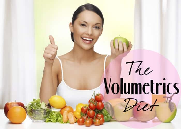 Chế độ giảm cân Volumetrics